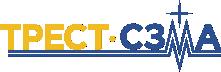 Логотип «Трест СЗМА»